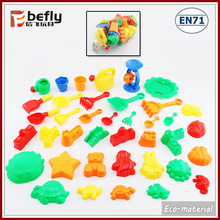 2015 hot summer 39 PCS ECO sand mold small plastic toys