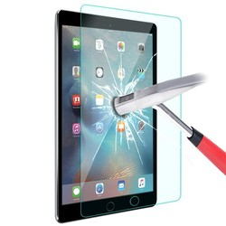 Explosion-proof Japan material new tempered glass screen protector for iPad Pro with retail