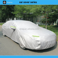 Auto customized car cover/universal full custom printed car cover