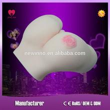 de nuevos productos innovadores del hombre del sexo con la foto de los animales de juguete de silicona