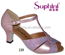 Dance Shoes Wholesaler China Manufacturer High Quality Prom Shoes