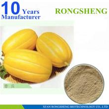 high quality water soluble 10:1 bulk honeydew melon powder