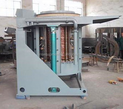 top sell aluminum melting holding furnace