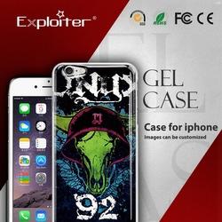 Shenzhen Exploiter customise cover for iphone 6s cover plastic custom