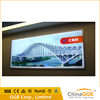 Hook for wall mounting led panel display for fabric/silk/canvas poster