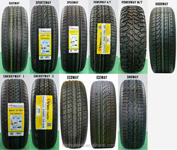 China WIDEWAY/LANVIGATOR auto trye cheap car tyre passenger car tyre 175/60R13 175/70R13