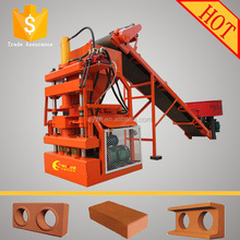 LY1-10 cheap price promotion earth good condition machinery for blocks production