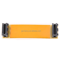 Original Nvidia Flex Flexible 8cm 80mm SLI Bridge PCI-E Cable Video card Connector 3 Adapter Free Shipping