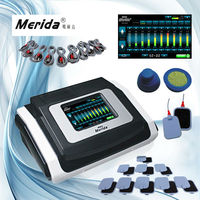 touch screen physica therapy electric muscle stimulate weight loss machine