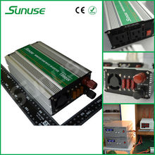 Hight effeciency 1000 watt inverter 24 220 use for portable solar system from alibaba express