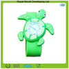 2014 newest cute custom silicone slap watch