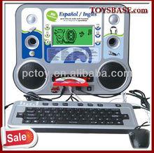 English educational computer toys