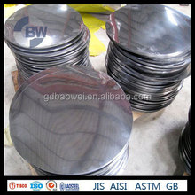 stainless steel circle 201&410