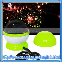 Red Light Room Indoor Projection Lamp For Babies