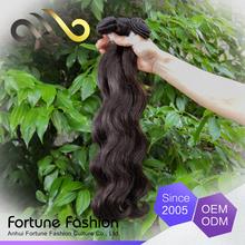 Best quality virgin human hair weaving body wave, 100% pure Brazilian hair no blends