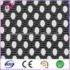 100 poly mesh fabric hexagonal mesh hole mesh for bag lining