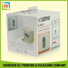 Chinese Factory Product Custom Cardboard Packaging Box