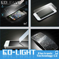 For iPhone 5 screen protector,iPhone 5c Cell phone accessories china oem/odm (High Clear) with packing