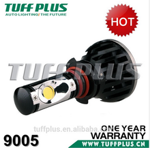 Tuff Plus 2015 new product! High power 9005/9006 led light bulb single beam, LED Car Headlamp, Auto and Motorcycle Headlights
