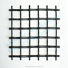 Tearing Fiberglass Geogrid composite Geotextile 200KN/200KN with Resistance to the corrosion