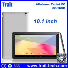 Allwinner Q102A A83T 10.1 inch Octa Core 1024*600 tablet 1GB/8GB Android 4.4 Bluetooth Tablet PC