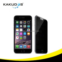 Ultra Thin Privacy protective Tempered glass screen protector for iphone 6