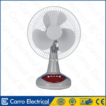 Good quality low voltage life gear solar battery operated fan with adapter