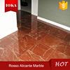 Rojo Red Rosso Alicante Marble