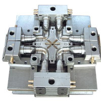 cheap new steel thermoplastic used pillar mould component die casting preform injection mold