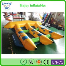 2015 Enjoy high quality/hot sale/commercial/pvc/sea/water/funny/inflatable water fly fish