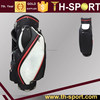 Custom made leather stand golf bag
