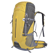 Mountaintop Camping Backpack Outdoor Mountain Travel Bag w/Rain Cover