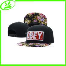 Top Fashion Wholesale Snapback Baseball Hat and Cap