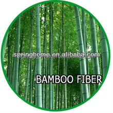 100 organic bamboo fibre fabric /bamboo cover /bamboo products