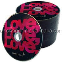 dvd record press sale 100% raw PC material cd duplication london