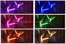 Bluetooth Control RGB+W LED strip for Christmas Tree LED Strip 15W