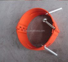 "API Oilfield China professional manufacturer 13 3/8"" Casing Centralizer Stop Collar"