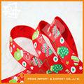 Colorido pr-wr222 rayón cinta