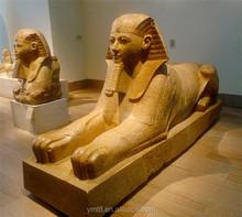 Chinois de bonne qualité par 17 maître manufactuer grosse pierre statues de sphinx