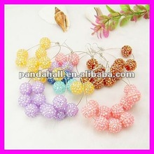 Fashion Basketball Wives Big Hoop Earring(EJEW-JE00268)