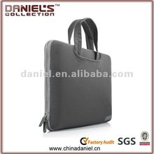 2012 hot sell neoprene laptop sleeves with handles