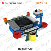 MRT3 electronic Plastic building blocks DIY toys for preschool teaching