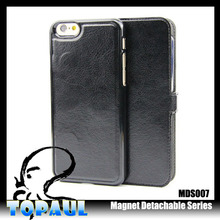 Genuine Leather Stand Wallet Case For LG G3