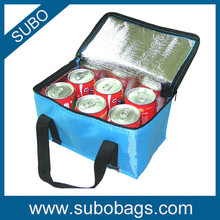 2015 promotional insulated lunch bag/cooler bag for food