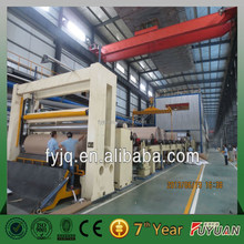 Best seller,2015 hot sale carton box paper making machine using the recycled waste paper