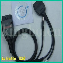 Free shipping wholesome price of galletto 1260 interface softwares
