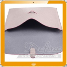 2015 Leather case bag sleeve for MacBook Air laptop