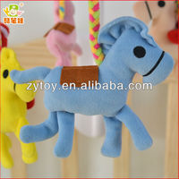 Horse car hanging ornament for the horse year of China