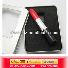 cheapest lastic lipstick Usb flash mem,gift USB pen disk,large factory USB pen flash China Manufacturers,Suppliers and Exporters