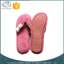 Quality best sell comfortable warm winter cheap flip flop slipper
